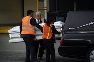 Body of Guatemalan migrant girl who died in US custody returns home