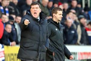 rangers boss steven gerrard paid st johnstone 'a massive compliment' insists tommy wright
