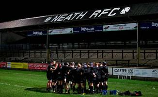 neath supporters issue desperate plea for mike cuddy to wind up club following 'chaotic management'