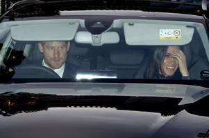 the reason prince harry and meghan markle are forced to arrive for christmas after william and kate middleton