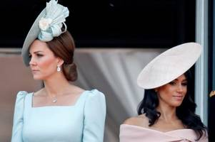 why meghan markle has to arrive before kate middleton at queen's xmas bash