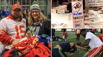 football and fellowship, a christmas story in seattle