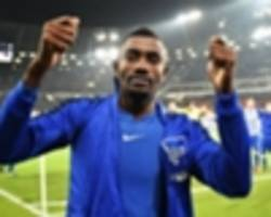 extra time: kalou, drogba, cornet surprise kids in cote d'ivoire