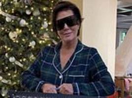 kris jenner becomes an internet sensation as she shows off £12k 'rich as f***' suitcase