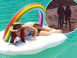 Strictly's Dianne Buswell stuns in swimsuit in Australia as her beau Joe Sugg gushes over her