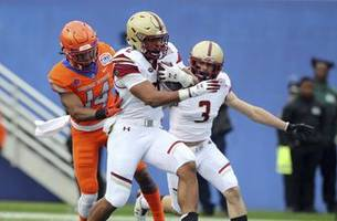 weather cancels no. 23 boise's first responder bowl vs bc