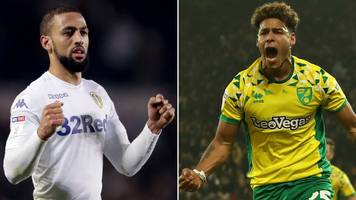 championship: how leeds united & norwich city's dramatic finales unfolded