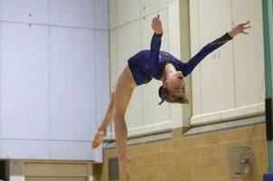 leicestershire gymnast beatrice hill earns her place in gb home nations squad