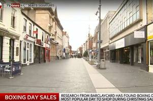'empty' grimsby was on sky news today - but one man is not happy