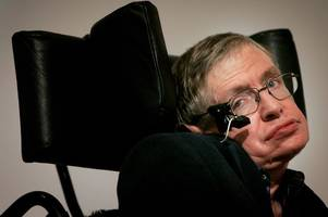 stephen hawking has been shortlisted to feature on the £50 note