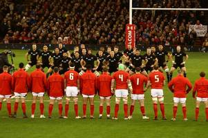 wales to play three-test series against the all blacks when wayne pivac takes over