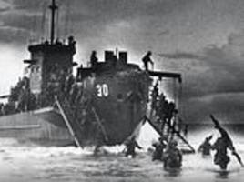D-Day memorial stamps are among the commemorative sets to be issued in 2019