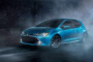 Toyota could add Corolla TRD to challenge Golf GTI, Veloster N