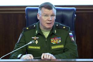 russia accuses israel of 'gross violation' in syria airstrikes