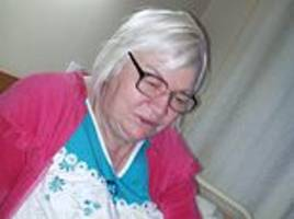 grandmother, 63, spared jail after killing her 'tyrant' son with a frying pan and dismembering him