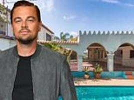 leonardo dicaprio lists la mansion for $1.749 million