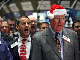 presenting: art cashin's annual christmas poem featuring trade wars, the dilemmas of sears and ge, and government shutdowns (ge, shld)