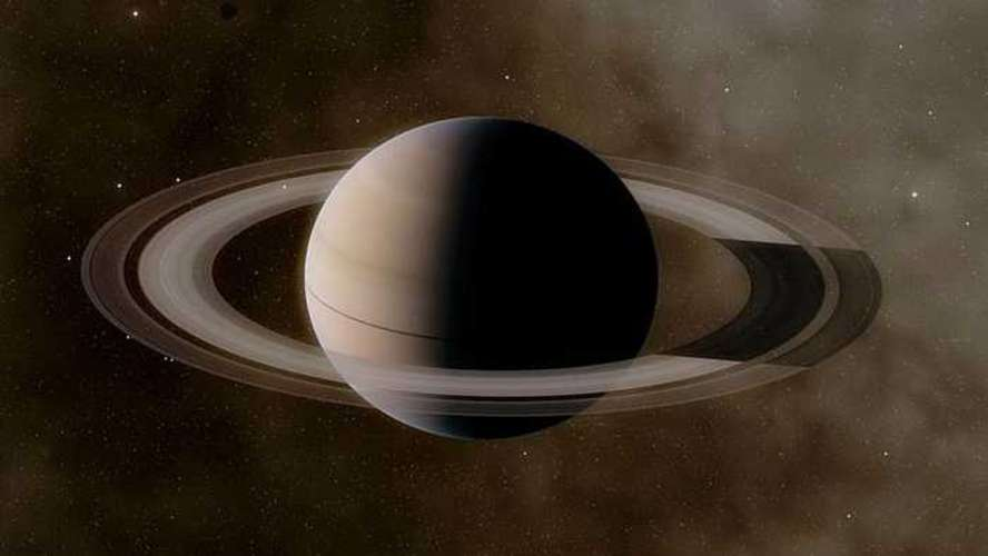 Saturn Is Rapidly Losing Its Rings