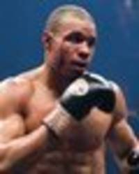 chris eubank jr told to forget james degale and fight shock opponent by barry hearn