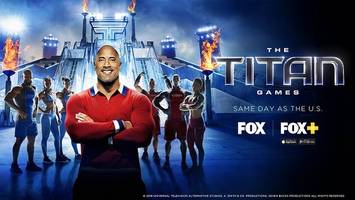the titan games premieres in asia on 4 january 2019 on fox and fox+