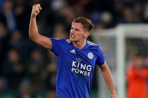 seventh place 'no problem' if leicester city keep up performances