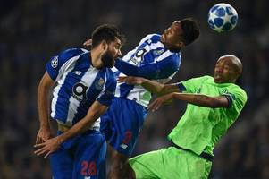 Liverpool and Manchester City to fight for £45m signing of Porto's Eder Militao
