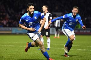 tony watt thrilled to get back on goal trail but insists three points is the priority