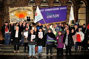 west dunbartonshire council must cut £5m to balance the books