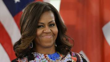 michelle obama takes 'most admired woman' title from hillary clinton