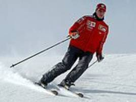 man who led michael schumacher rescue team opens up about finding driver on french slopes