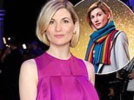 jodie whittaker admits she hopes her fame as doctor who will get her a free vip pass to glastonbury