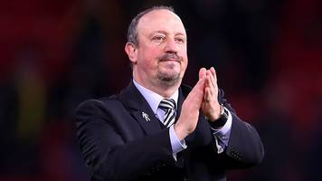 watford 1-1 newcastle: magpies can compete with anyone - rafa benitez