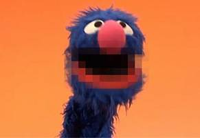 people hear grover saying f***in' on sesame street – what do you hear?