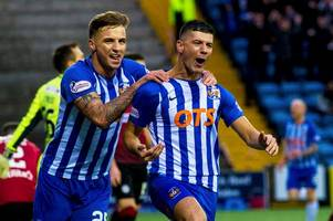 kilmarnock crowned 'kings of 2018' as win over st mirren betters rivals celtic and rangers
