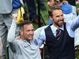 england no 2 steve holland admits three lions didn't handle world cup semi-final with croatia well