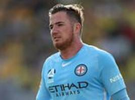 ross mccormack in talks over a loan move to motherwell after enduring difficult spell in a-league