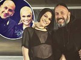jessie j shares heartfelt tribute to security guard who has passed away