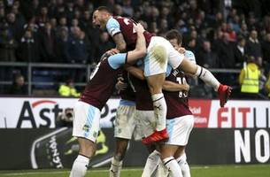 burnley beats west ham 2-0 to end losing run in epl