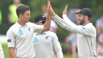 NZ crush Sri Lanka by 423 runs to move up third in rankings