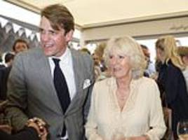 camilla's old etonian nephew who is the new food waste tsar