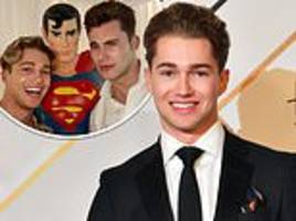 strictly's aj pritchard hails brother curtis his 'real life superman' after attack