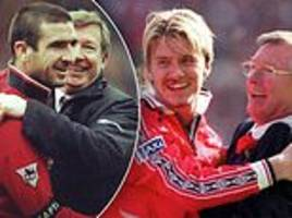 'happy birthday boss!': manchester united legends pay tribute to sir alex ferguson as scot turns 77