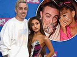 ariana grande captions selfie 'farewell 2018, you f***' on new year's eve after her terrible year