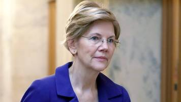 us senator elizabeth warren takes step toward presidential run