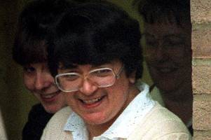 notorious serial killer rose west to 'appeal her sentence so she doesn't die in prison'