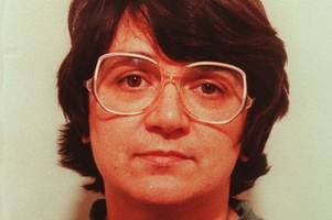 rose west 'vows she will not die in prison and launches bid for freedom'