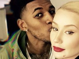 watch: iggy azalea spills tea on ex-fiancé nick young