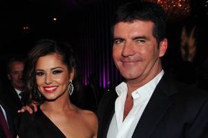 cheryl has to go through simon cowell's 'people' if she wants to talk after fall out