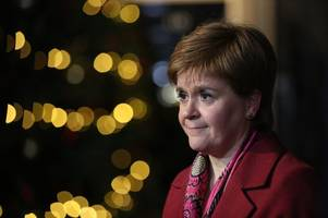 Nicola Sturgeon vows to 'protect Scotland's place at the heart of Europe' in New Year message