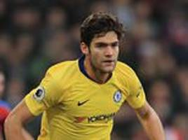 marcos alonso hopes chelsea can capitalise on their top four rivals dropping points
